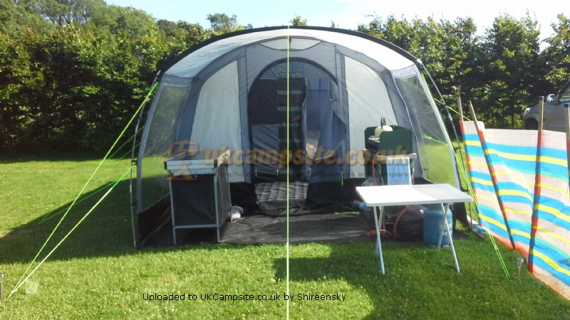 Kampa Hayling 4 Tent Reviews And Details