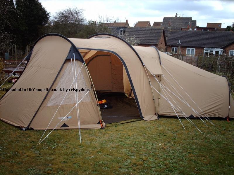 Aztec Eagle 8 Tent Reviews and Details