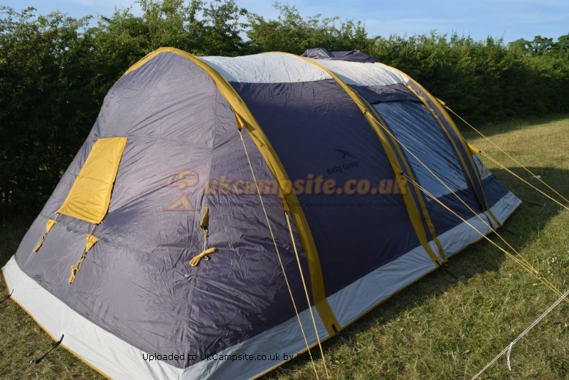 If ... & Easy Camp Tempest 500 Tent Reviews and Details
