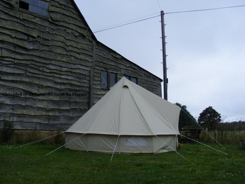 If ... & Hypercamp Sahara 400 Tent Reviews and Details