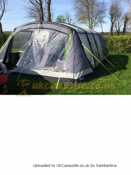 Kampa Hayling 6 Air Tent Reviews and Details