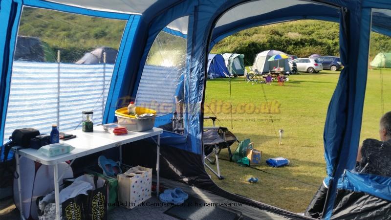 Vango Edoras 500xl Airbeam Tent Reviews And Details
