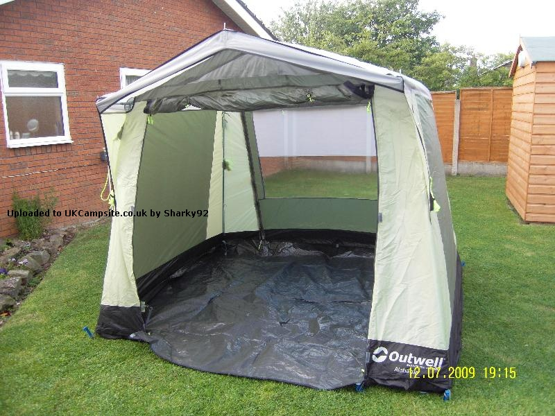 If you have a photo of this Utility Tent ... & Outwell Alabama Utility Tent / Tarp Reviews and Details
