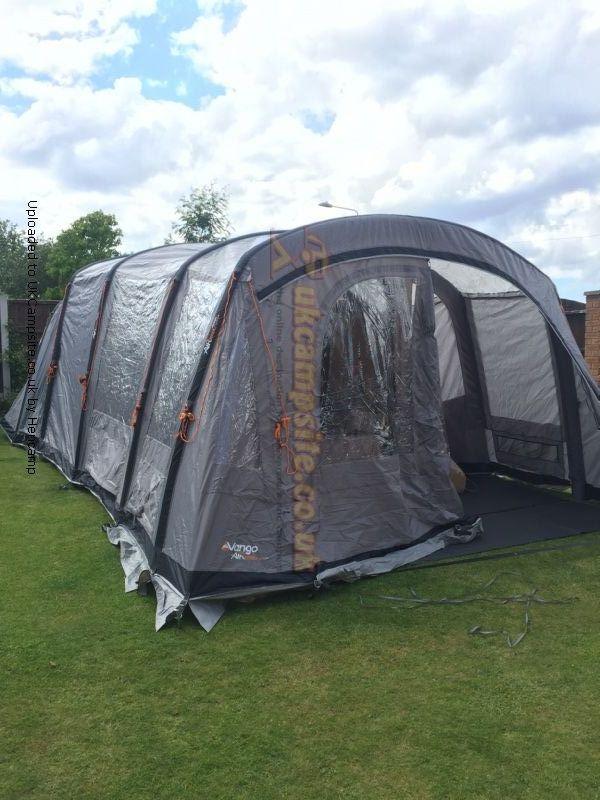 Vango Keswick 600dlx Tent Reviews And Details