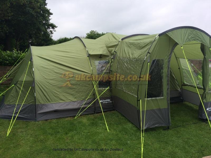 EUROHIKE Buckingham Elite 8 Tent | Tent