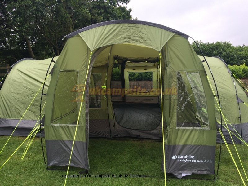 Eurohike Buckingham 8 Elite Tent Reviews And Details