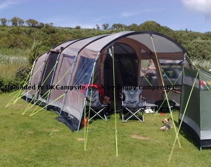 If ... & Outwell Arkansas 5 Tent Reviews and Details
