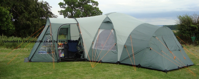If ... & Vango Diablo 900XP Tent Reviews and Details