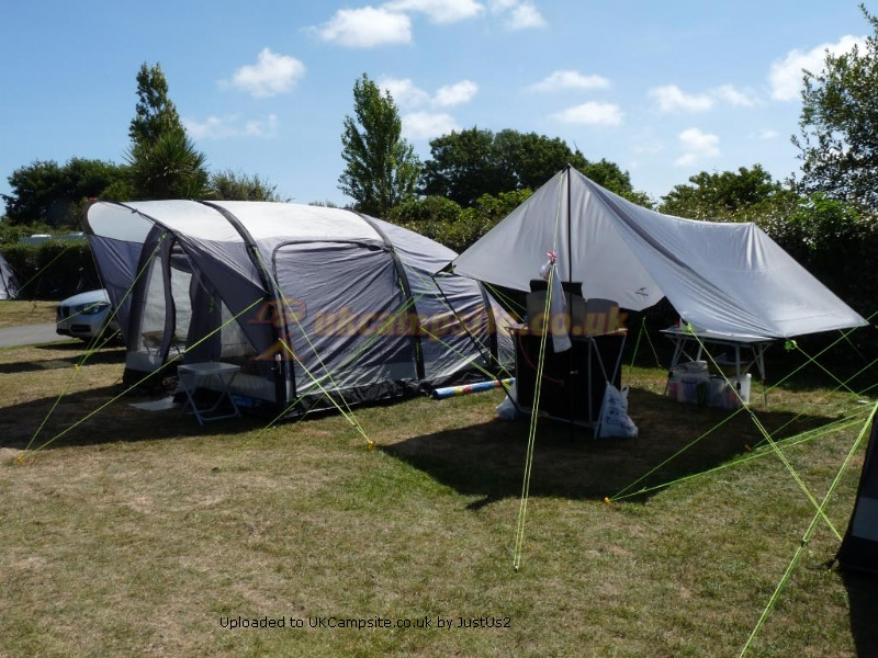 Kampa Brean 4 Air Tent Reviews And Details