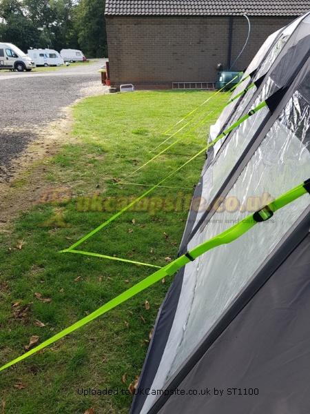 Kampa Studland 8 Air Pro Tent Reviews And Details