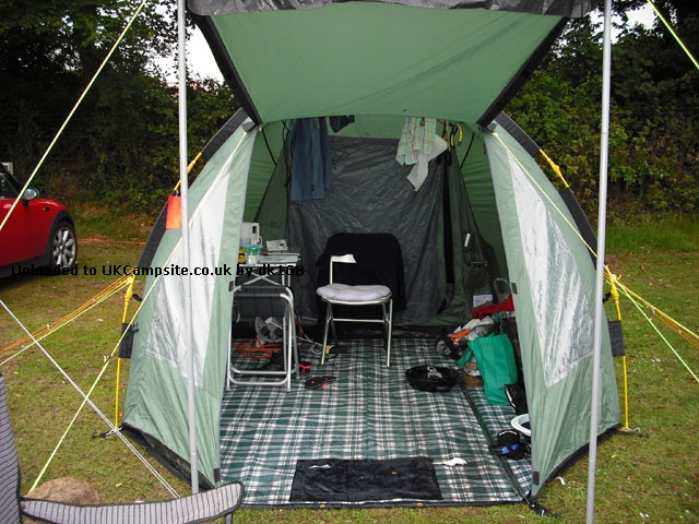If ... & Khyam Freelander Tent Reviews and Details