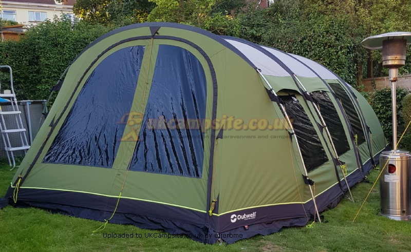 Outwell Phoenix 7atc Tent Reviews And Details