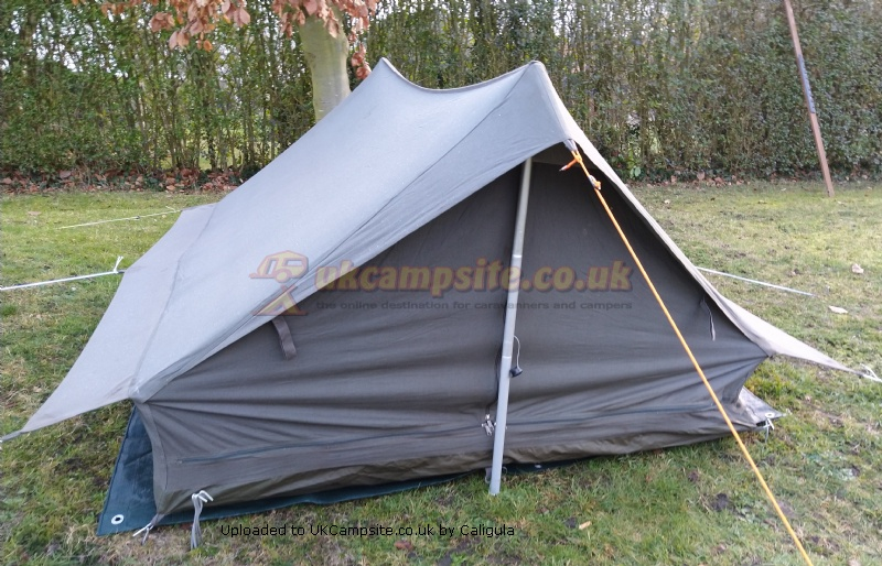 If ... & French Army F1 Cotton Pup Tent Reviews and Details
