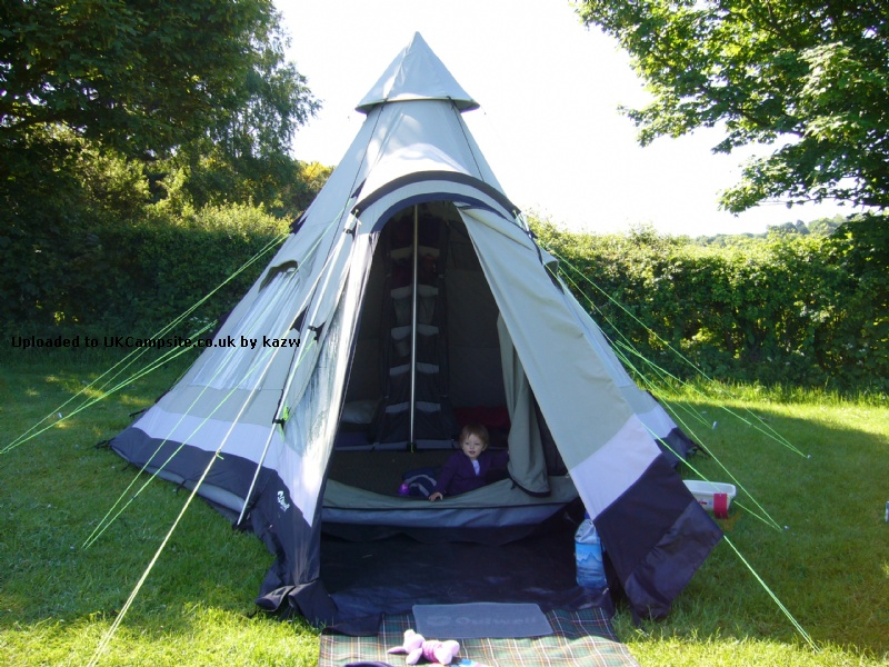 outwell teepee tent reviews