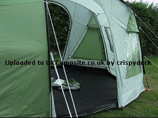 If ... & Aztec Seville 4 Tent Reviews and Details