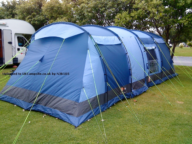 If ... & Hi Gear Kalahari 8 Elite Tent Reviews and Details