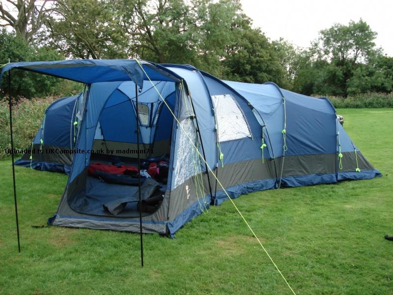 4a6ea1bf602 Hi Gear Sahara 6 Tent Reviews and Details