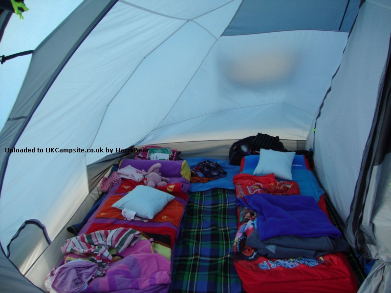If ... & Outwell Sun Valley 8 Tent Reviews and Details