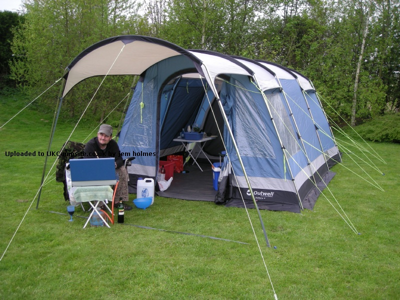 Outwell Indiana 4 Tent Reviews And Details