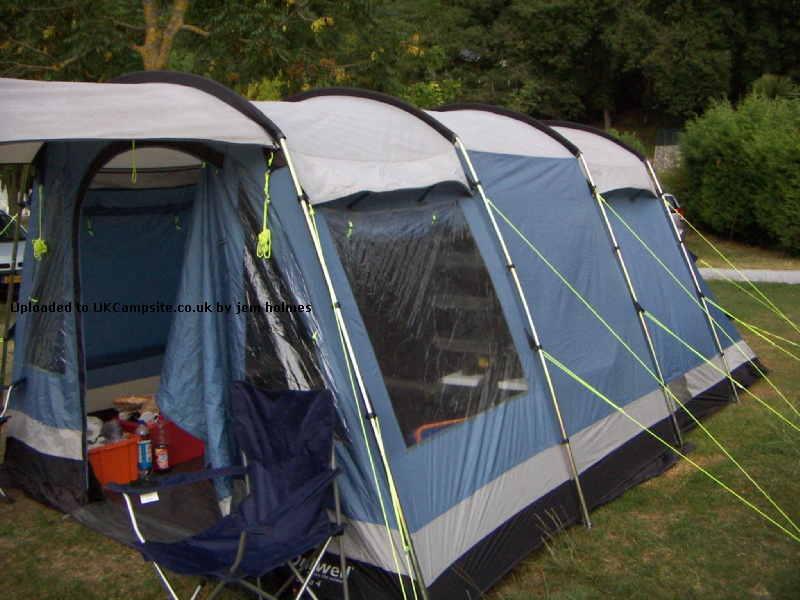 If ... & Outwell Indiana 4 Tent Reviews and Details
