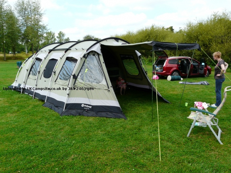 Outwell Norfolk Lake Tent Reviews and Details