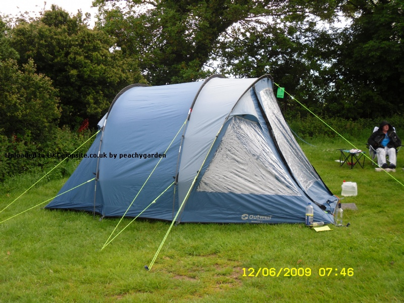 Outwell Nevada 3 Tent Reviews and Details