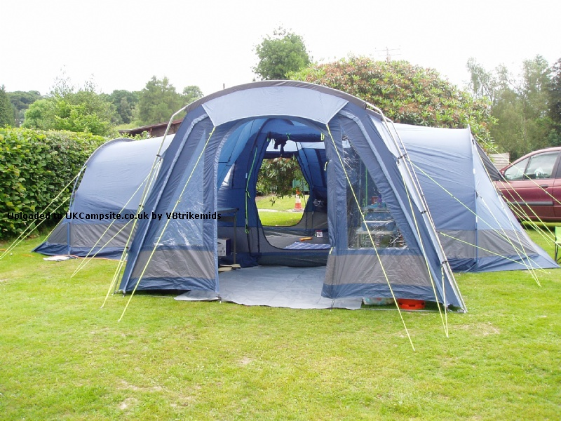 If ...  sc 1 st  UK C&site & Gelert Horizon 8 Tent Reviews and Details