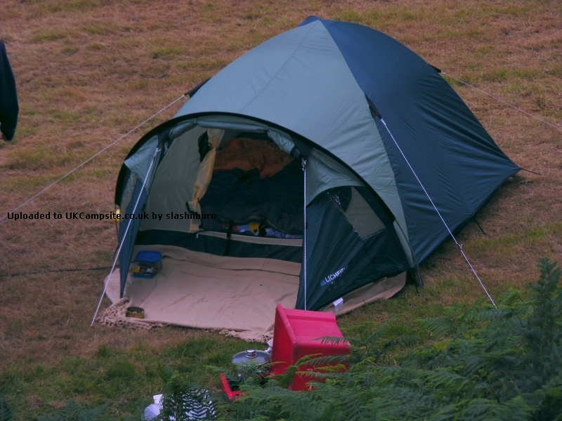 If ... & Lichfield Apache 3 Tent Reviews and Details