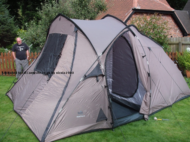 Royal Seattle 4 Tent Reviews And Details