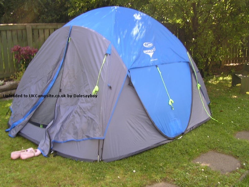 Member Uploaded Images - click to enlarge & Gelert Quick Pitch DS4 Tent Reviews and Details