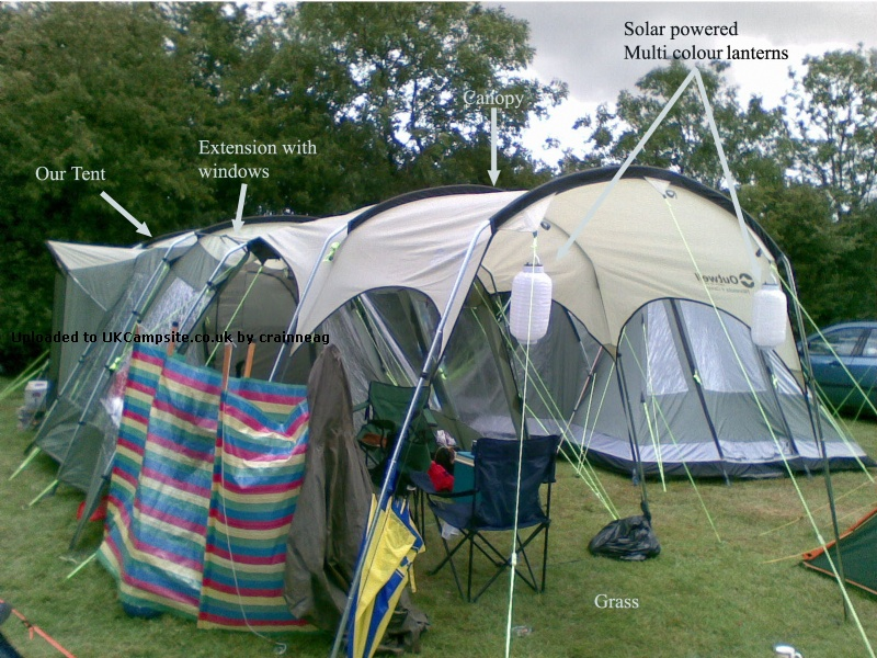 If ... & Outwell Minnesota 4 Front Extension Tent Extension Reviews and Details