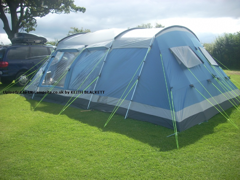 If ... & Outwell Utah 6 Tent Reviews and Details