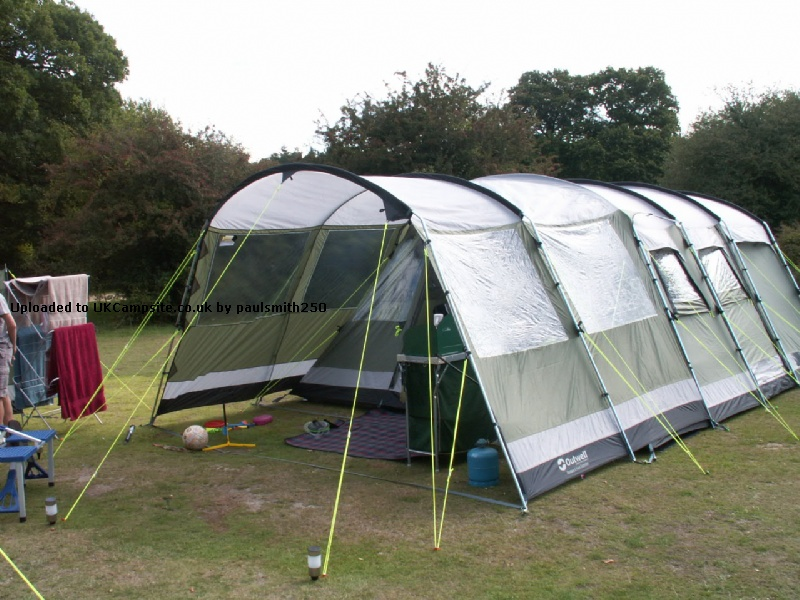 If ... & Outwell Montana 6 Front Extension Tent Extension Reviews and Details