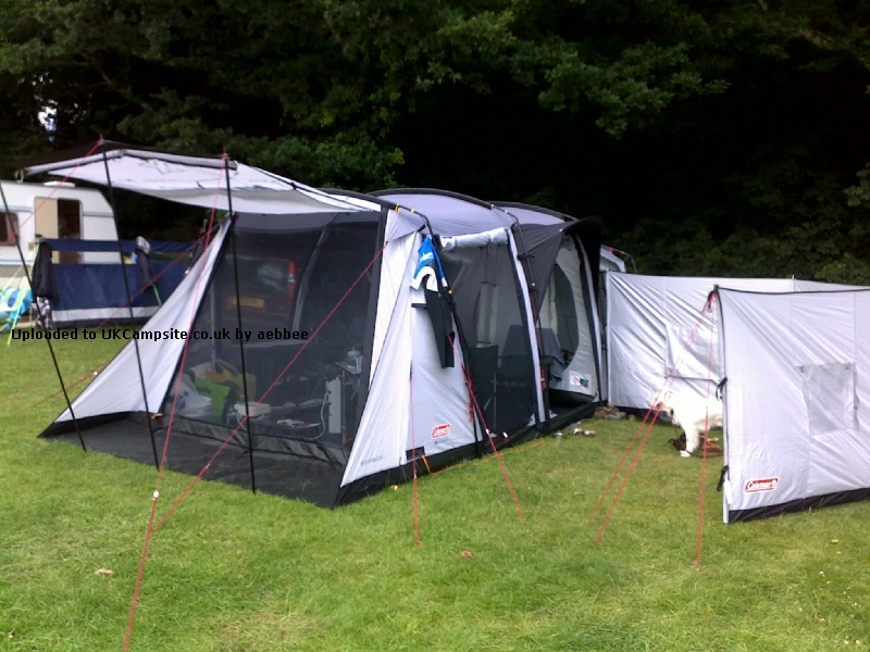 If ... & Coleman Weathermaster L Tent Reviews and Details