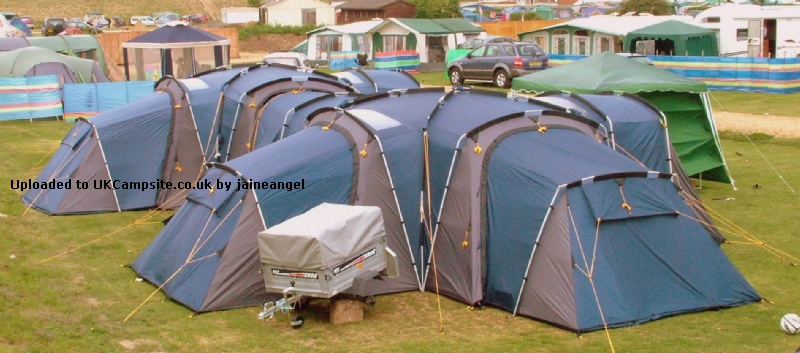 If ... & Khyam Ridgi-Pod Excelsior Tent Reviews and Details