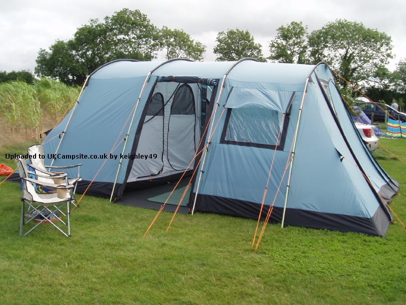 If ... & Vango Columbia 600 Tent Reviews and Details