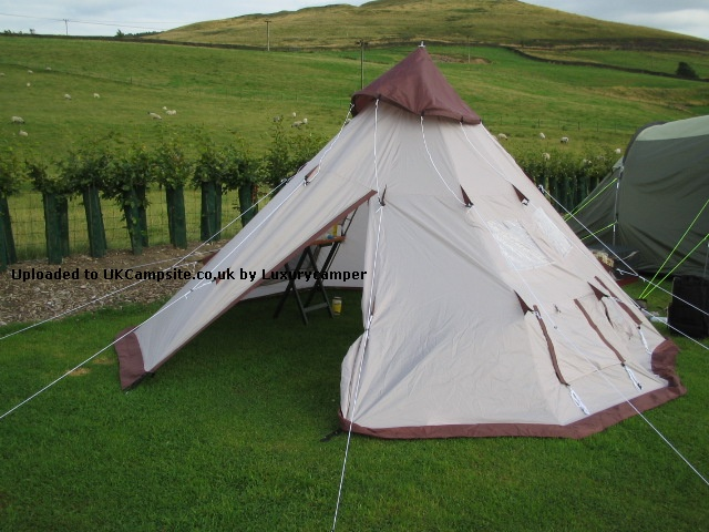 Pro Action Argos 4 Person Teepee Tent Reviews And Details