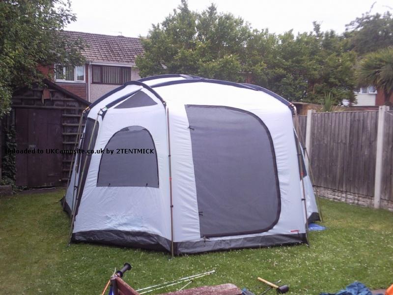 If ... & Vango Aspen 500 Tent Reviews and Details