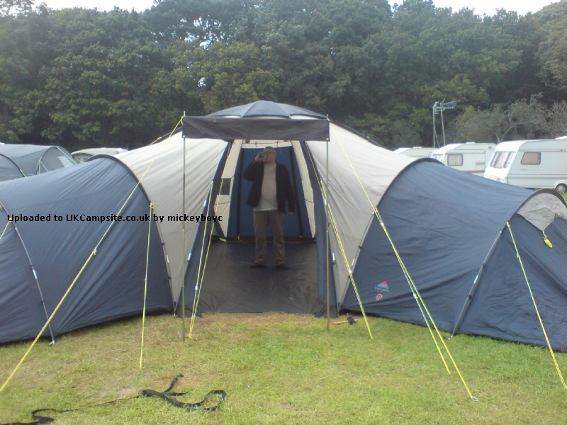 If ... & Wynnster Apollo 16 Tent Reviews and Details