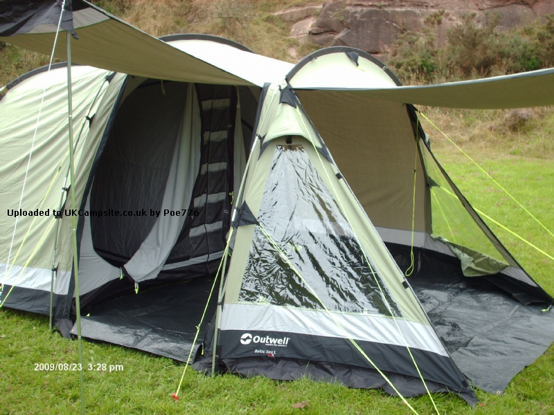 If ... & Outwell Baltic Sea L Tent Reviews and Details
