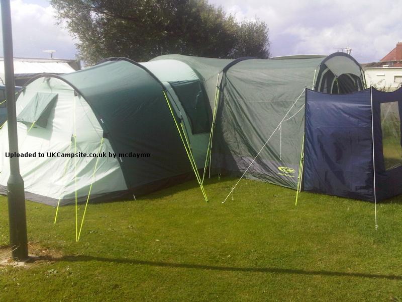 Khyam Kansas 8 Family Tunnel Tent Reviews And Details