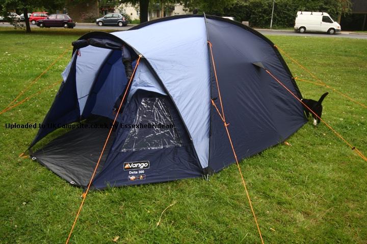 Vango Delta 300+ Tent Reviews and Details