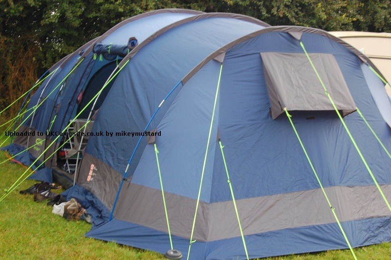 If ... & Gelert Horizon 8 Tent Reviews and Details Page 5