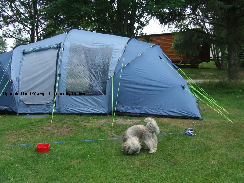 If ... & Outwell Iowa 6 Tent Reviews and Details