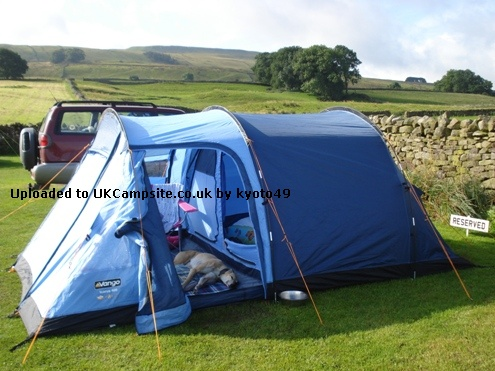 If ... & Vango Icarus 400 Tent Reviews and Details