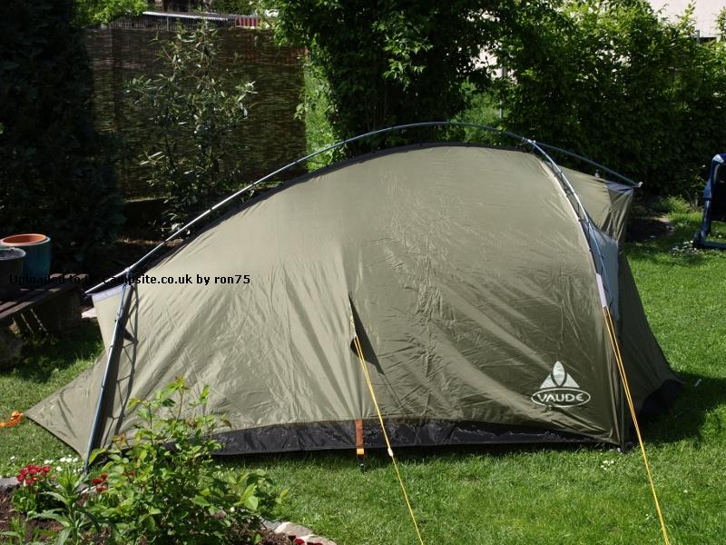 If ... & Vaude Hogan Tent Reviews and Details
