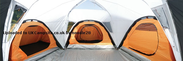 Vango Colorado 600 Dlx Tent Reviews And Details