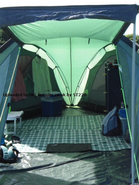 If ... & Khyam Freelander Deluxe Tent Reviews and Details