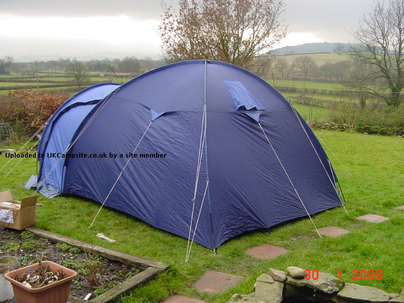 If ... & Vango Venture 500 Tent Reviews and Details