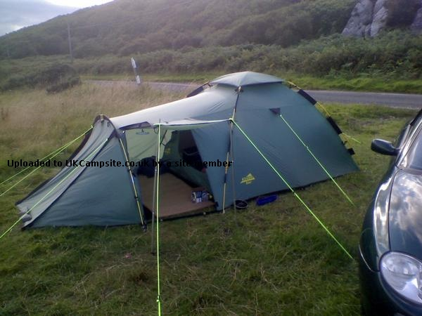 If ... & Khyam Biker Tent Reviews and Details
